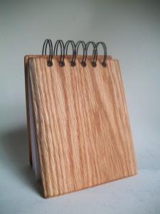 oak book 4 x 6