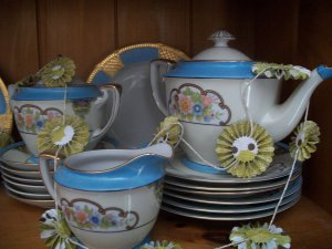 garland teapot